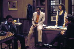 """""""A Piece of the Action""""Sidney Poitier, Bill Cosby, & Tracy Reeds1977 Warner **I.V. - Image 8006_0007"""