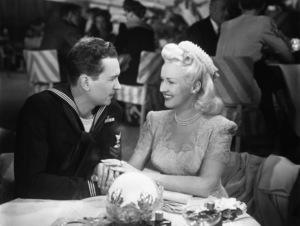 """Pin Up Girl""John Harvey, Betty Grable1944 Twentieth Century Fox - Image 8011_0001"