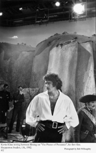 """""""Pirates of Penzance, The""""Kevin Kline, 1982 © 1982 Bob Willoughby - Image 8013_0020"""