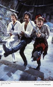 """Pirates of Penzance, The"" Rex Smith, Kevin Kline, Angela Lansbury, 1982 © 1982 Bob Willoughby - Image 8013_0035"