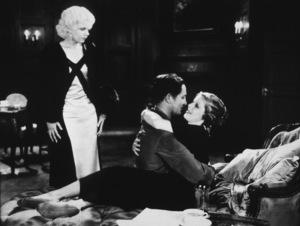"""""""Platinum Blonde""""Jean Harlow, Loretta Young, Robert Williams © 1931 ColumbiaMPTV - Image 8015_0002"""