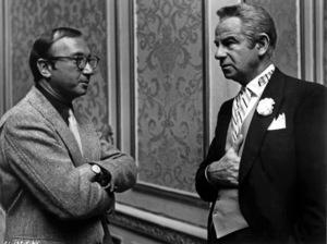 """Plaza Suite""Writer Neil Simon, Walter Matthau1971 Paramount Pictures** I.V. - Image 8019_0003"