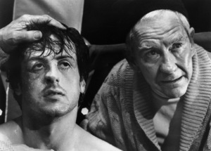 """""""Rocky""""Sylvester Stallone, Burgess Meredith1976 United Artists - Image 8096_0002"""