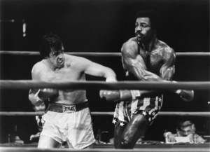 """""""Rocky""""Sylvester Stallone, Carl Weathers1976 United Artists - Image 8096_0005"""