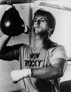 """""""Rocky""""Sylvester Stallone1976 United Artists - Image 8096_0012"""