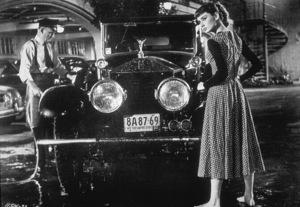 """Sabrina,"" Audrey Hepburn © 1954 Paramount / MPTV - Image 8124_0009"