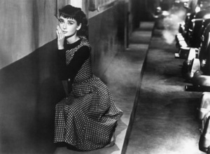 """""""Sabrina""""Audrey Hepburn1954 Paramount - Image 8124_0010"""