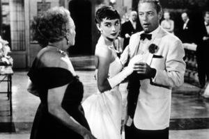 """Sabrina""Audrey Hepburn and William Holden1954 Paramount / MPTV  - Image 8124_0016"