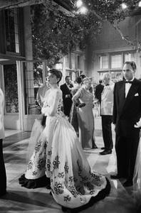 """Sabrina""Audrey Hepburn1953 Paramount© 2000 Mark Shaw - Image 8124_0027"
