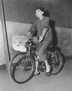"""Sabrina""Audrey Hepburn1954, Paramount, **I.V. - Image 8124_0042"