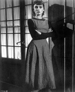 """Sabrina""Audrey Hepburn1954, Paramount, **I.V. - Image 8124_0043"