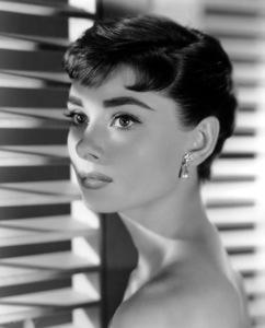 """""""Sabrina""""Audrey Hepburn1954 ParamountPhoto by Bud Fraker** I.V. - Image 8124_0045"""