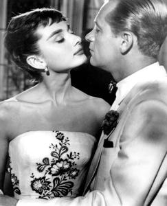 """Sabrina""Audrey Hepburn, William Holden, 1954, Paramount, **I.V. - Image 8124_0053"