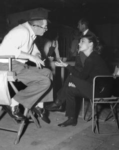 """Sabrina""Audrey Hepburn, Billy Wilder1954, Paramount, **I.V. - Image 8124_0057"