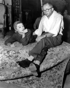 """Sabrina""Audrey Hepburn, Billy Wilder1954, Paramount, **I.V. - Image 8124_0058"
