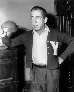 """Sabrina""Humphrey Bogart, 1954, Paramount, **I.V. - Image 8124_0060"