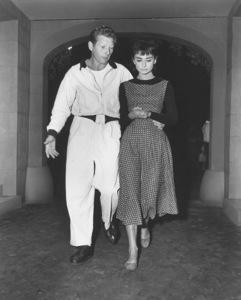 """Sabrina""Audrey Hepburn, Danny Kaye1954, Paramount, **I.V. - Image 8124_0064"