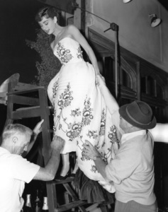 """""""Sabrina""""Audrey HepburnParamount Pictures, 1954**I.V. - Image 8124_0074"""