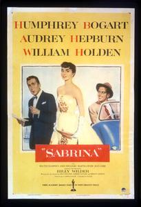 """""""Sabrina""""Poster1954 Paramount**I.V. - Image 8124_0077"""