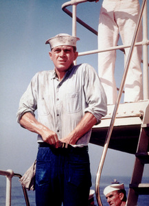 """""""Sand Pebbles, The""""Steve McQueen1966 20th Cent. Fox © 1978 Ted AllanMPTV - Image 8127_0013"""