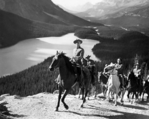 """Saskatchewan""Alan Ladd 1954 Universal Pictures Company, Inc. - Image 8129_0001"