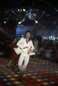 """Saturday Night Fever""Karen Lynn Gorney, John Travolta1977 Paramount Pictures** I.V. - Image 8131_0019"