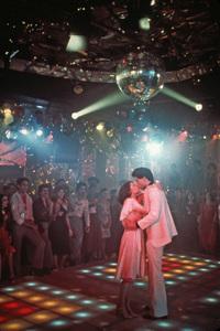 """Saturday Night Fever""Karen Lynn Gorney, John Travolta1977 Paramount Pictures** I.V. - Image 8131_0020"