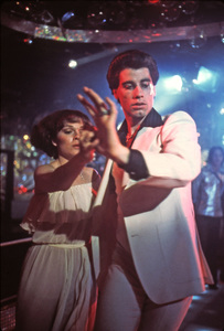 """Saturday Night Fever""Karen Lynn Gorney, John Travolta1977 Paramount Pictures** I.V. - Image 8131_0022"