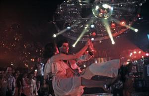 """Saturday Night Fever""Karen Lynn Gorney, John Travolta1977 Paramount Pictures** I.V. - Image 8131_0027"