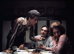 """Saturday Night Fever""John Travolta, Martin Shakar, Julie Bovasso1977 Paramount Pictures** I.V. - Image 8131_0030"