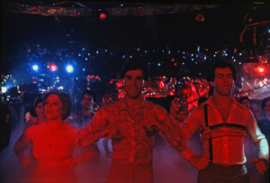"""Saturday Night Fever""Donna Pescow, John Travolta1977 Paramount Pictures** I.V. - Image 8131_0037"