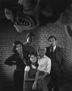 """Audrey Rose""Marsha Mason, John Beck, Susan Swift, Robert Wise, Anthony Hopkins1977 United ArtistsPhoto by Wynn Hammer - Image 8141_0007"