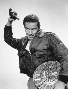 """Secret of the Incas"" Charlton Heston1954 Paramount © 1978 Bud Fraker - Image 8148_0002"