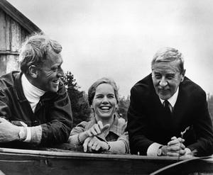 """Shame""Max von Sydow, Liv Ullmann, Gunnar Bjornstrand1968 Svensk Filmindustri - Image 8170_0003"