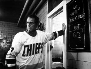 """Slap Shot,""Paul Newman © 1977 Universal - Image 8203_0007"