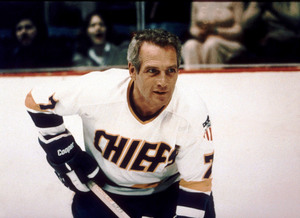 """Slap Shot,""Paul Newman © 1977 Universal - Image 8203_0009"
