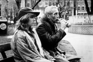 """Slap Shot,""Paul Newman & Lindsay Crouse. © 1977 Universal - Image 8203_0011"