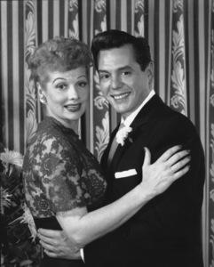 """""""I Love Lucy""""Lucille Ball, Desi Arnaz1955 CBS**I.V. - Image 8234_0003"""