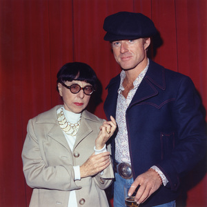"""""""The Sting""""Robert Redford with Edith Head1973 Universal**I.V.  - Image 8253_0003"""