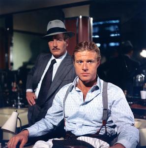 """The Sting""Robert Redford, Paul Newman1973 Universal**I.V.  - Image 8253_0004"