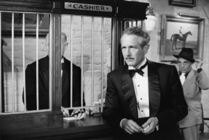 """Paul Newman in """"The Sting""""1973 Universal** I.V. / M.T. - Image 8253_0058"""