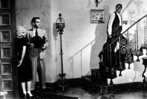 """""""Double Indemnity""""Barbara Stanwyck, Fred MacMurray1944 Paramount / MPTV - Image 8294_0005"""