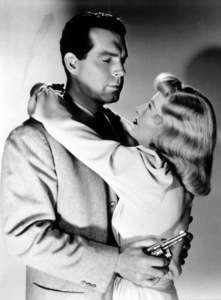 """""""Double Indemnity""""Barbara Stanwyck, Fred MacMurray1944 Paramount / MPTV - Image 8294_0008"""