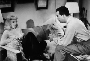 """""""Double Indemnity""""Barbara Stanwyck, Fred MacMurray1944 Paramount / MPTV - Image 8294_0012"""
