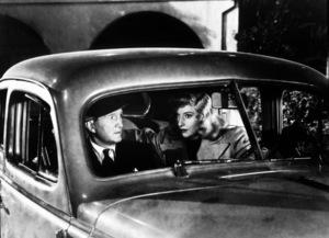"""Double Indemnity""Barbara Stanwyck1944 Paramount / MPTV - Image 8294_0023"