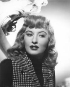 """""""Double Indemnity"""" Barbara Stanwyck1944 Paramount **I.V. - Image 8294_0025"""
