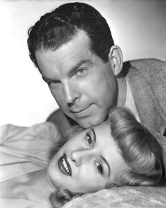 """Double Indemnity""Barbara Stanwyck & Fred MacMurray1944 Paramount**I.V. - Image 8294_0035"
