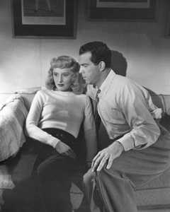 """Double Indemnity""Barbara Stanwyck & Fred MacMurray1944 Paramount**I.V. - Image 8294_0036"