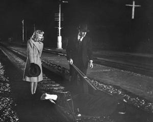 """Double Indemnity""Barbara Stanwyck & Fred MacMurray1944 Paramount**I.V. - Image 8294_0037"