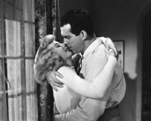 """Double Indemnity""Barbara Stanwyck, Fred MacMurray1944 Paramount**I.V. - Image 8294_0039"